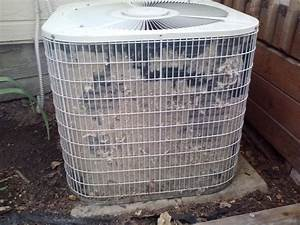 Higher Air Conditioning Bills  Check Your Condenser Coils