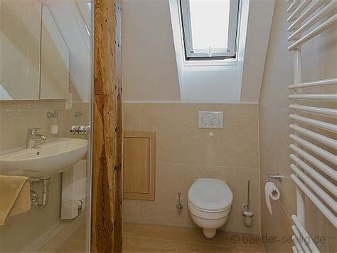 Badezimmer Unterm Dach Tolle Beispiele  BÄder Seelig