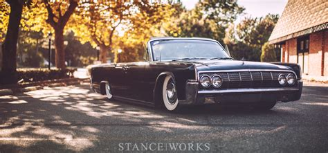 introduction jason sellerss  lincoln continental