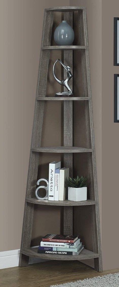 corner shelving unit shelves  kitchen bookcase
