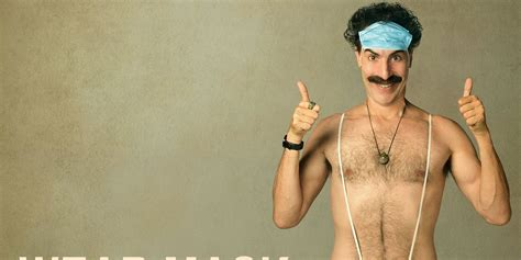 Borat 2 Official Trailer Confirms October 2020 Release Date
