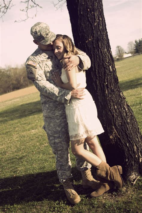 army love engagement  bridalguide