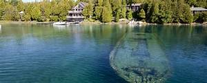 Tobermory, Ontario Crown jewel vacation spot at the
