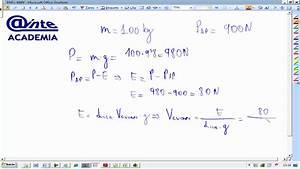 Hidrostatica Empuje Peso aparente Fisica y quimica 4º ESO ...