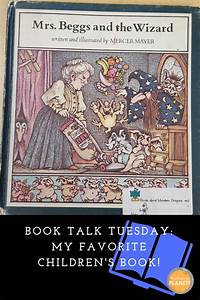 Special Book Talk Tuesday: My FAVORITE Children's Book ...
