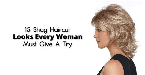 15 steps to get the shag haircut by yourself diy