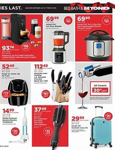 25 bed bath beyond black friday ads sales and