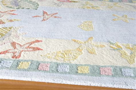 Beach Themed Bath Rugs With Original Trend In India