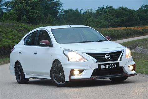 selling home interior products 2015 nissan almera vl a t nismo test drive review