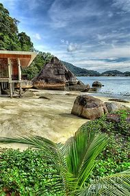 Beautiful Tropical Island Beaches
