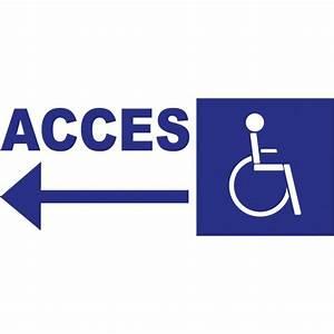 Panneau Stationnement Handicapé : panneau acc s handicap ~ Medecine-chirurgie-esthetiques.com Avis de Voitures