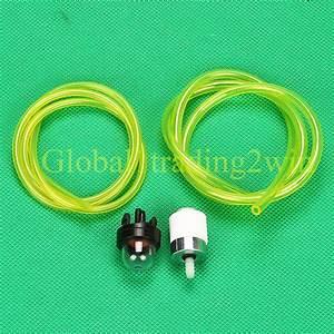Fuel Line Filter For Troy Bilt Tb3100bv Tb310qs Tb320