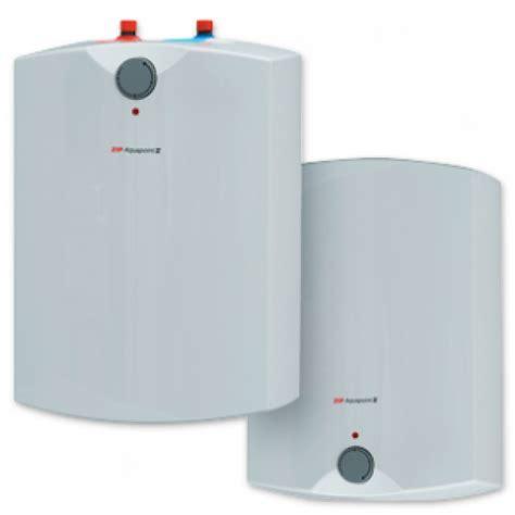 under sink water boiler zip aquapoint iii under sink unvented 15l water heater