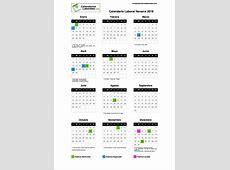 Calendario Laboral Navarra 2019