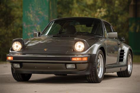 1988 Porsche 911 Turbo 'flat Nose