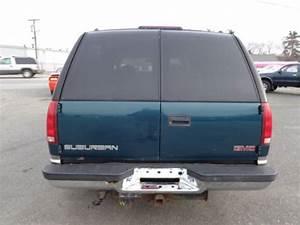 Sell Used 1999 Gmc K1500 Suburban Slt Sport Utility 4