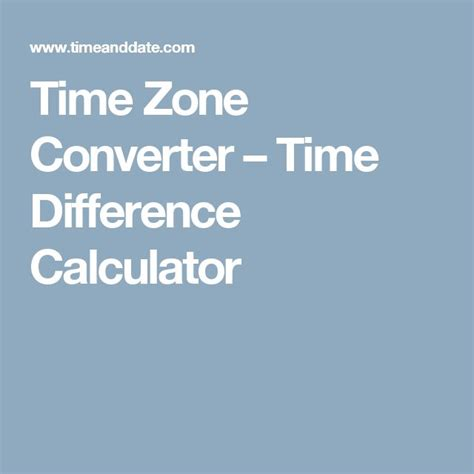 ideas time zone converter pinterest time zones