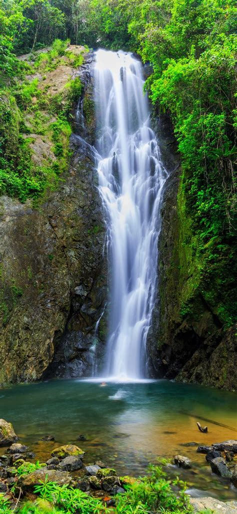 beautiful waterfall landscapes 20 most romantic islands in the world fiji