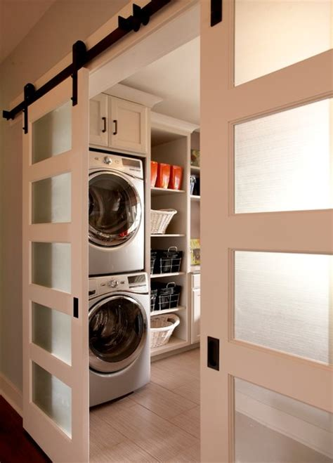 Model Home  Traditional  Laundry Room  Detroit By