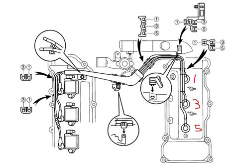 Spark Diagram by How Do Match Up Spark Wires For 1999 Toyota Camry