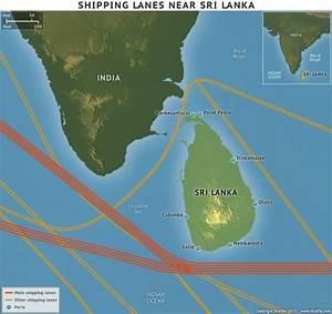 Sri Lanka's Critical Sea-Lanes