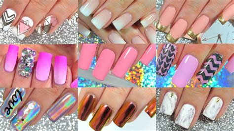 Amazing Nail Art Ideas Compilation #1 Best Nail Designs