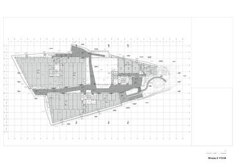 plan des si鑒es air gallery of mus 233 e des confluences coop himmelb l au 14