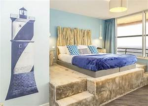 Tete De Lit Design : t te de lit bois flott pour une chambre d 39 ambiance naturelle ~ Teatrodelosmanantiales.com Idées de Décoration