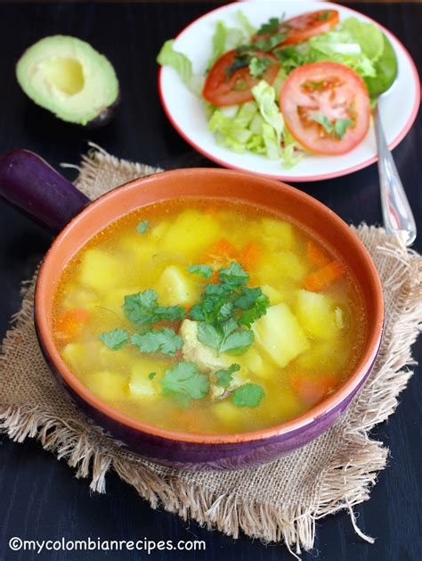 Parsnip  Ee  Soup Ee   My Colombian Recipes