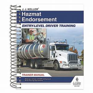 Hazmat Endorsement  Entry-level Driver Training