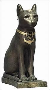 Egyptian Bastet Goddess of Pleasure ~ Ancient Egypt Facts