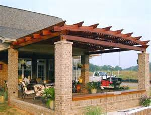 pergola designs pergola design wood crafters