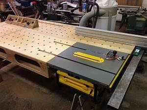 Onboard Paulk Workbench with Biesmeyer - by Navaar