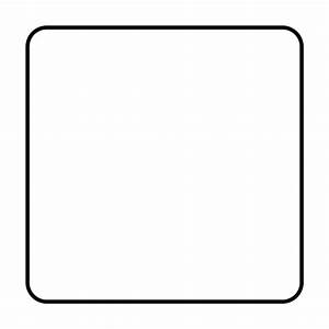Square rounded square icon - Transparent PNG & SVG vector