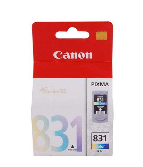 canon cl 831 ink cartridge canon cl 831 inkjet cartridge buy canon cl 831 inkjet