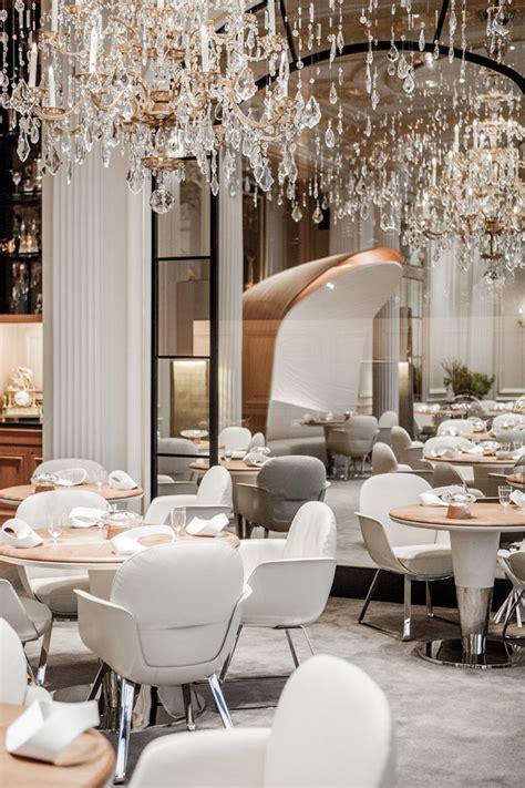 alain ducasse au plaza athenee restaurant paris urdesignmag