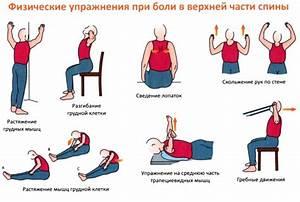 Зарядка в постели от остеохондроза