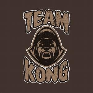 Team King Kong For The Upcoming King Kong Vs Godzilla