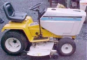 Cub Cadet 784 1050 1204 1210 1211 Factory Service Manual