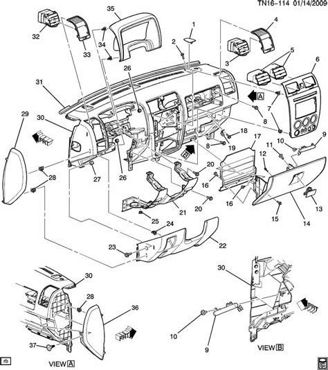 Hummer Lower Driver Side Knee Bolster Panel