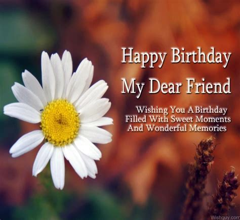 Birthday Wishes For Friend  Wishes, Greetings, Pictures