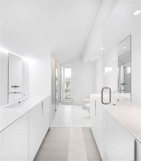 White Spa Bathroom by Bathroom Design Idea Create A Luxurious Spa Like