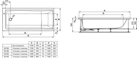 robinetterie cuisine product details e0198 baignoire 180 x 80 cm ideal