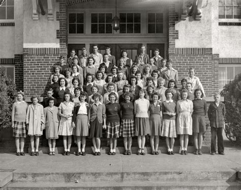 Shorpy Historic Picture Archive :: Ware Shoals High School ...