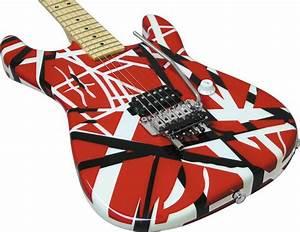 Eddie Van Halen U2019s Guitar U2026 Monkey