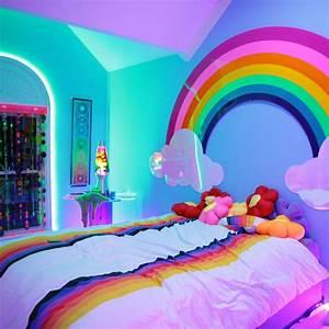 Rainbow Bedroom Decor - Coma Frique Studio #a23142d1776b