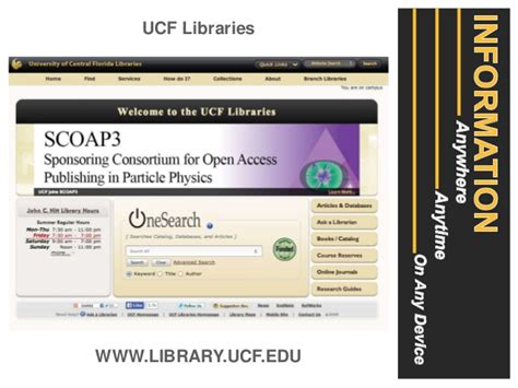 Ucf Help Desk Number by Ucf Gme Resident Orientation On Library Services And