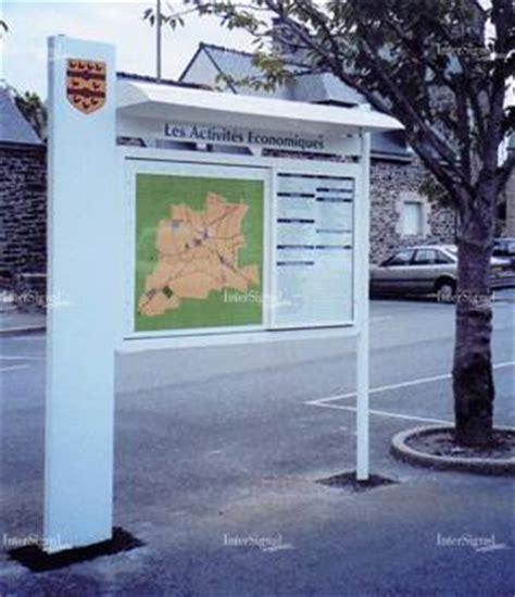 mat駻iel de bureau intersignal signalétique urbaine