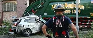 Drunk Garbage Truck Driver Plows Through 9 Cars, Trees and ...