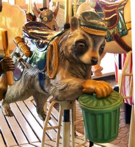 Animal Carousel Jumper